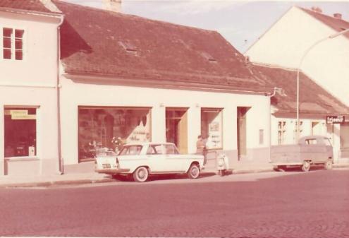 Geschäft in Hollabrunn